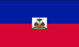 najdziwniejsze flagi świata - Haiti