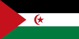 Flaga Sahary Zachodniej