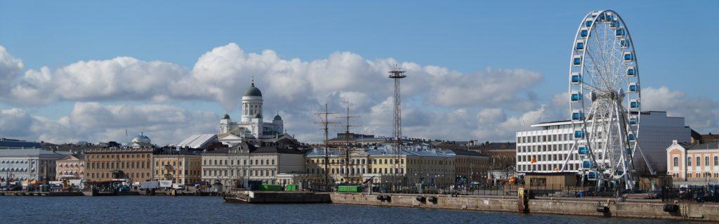 Helsinki - stolica Finlandii