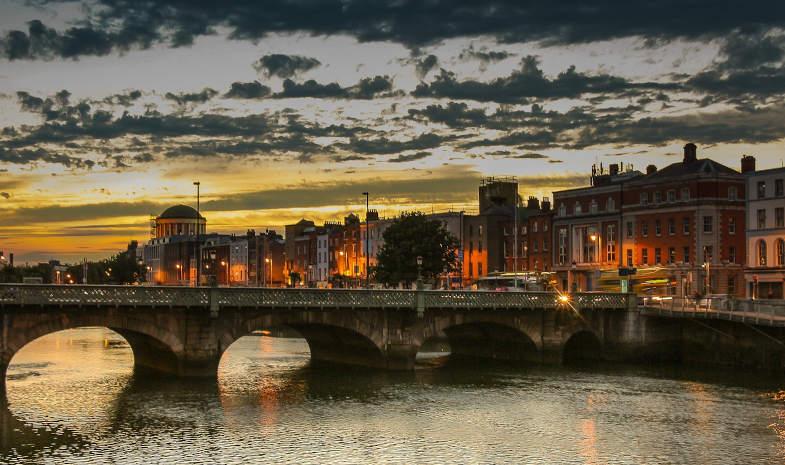Dublin - stolica Irlandii