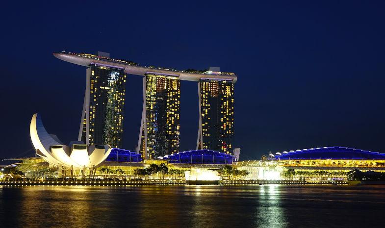 Singapur - jedno z najbogatszych krajów świata