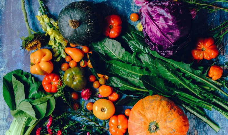 Owoce i warzywa alfabetycznie