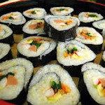 jedzenie na k - kimbap