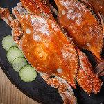 jedzenie na k - krab
