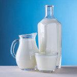 jedzenie na m - mleko
