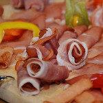 jedzenie na s - szynka