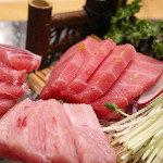 jedzenie na t - tuńczyk