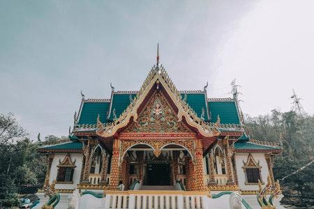 Państwo na L - Laos