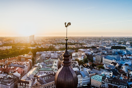 Państwo na Ł - Łotwa