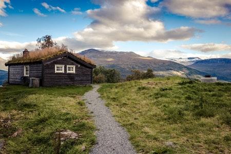 Państwo na N - Norwegia