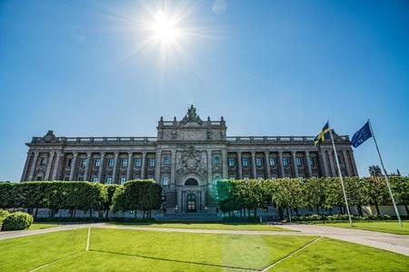 Państwo na S - Szwecja