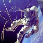 zawód na a - astronauta