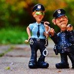 zawód na p - Policjant