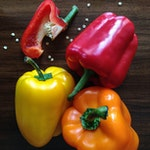 warzywo na p papryka