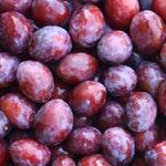 owoc na ś - śliwka