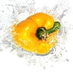 warzywo na ż - żółta papryka